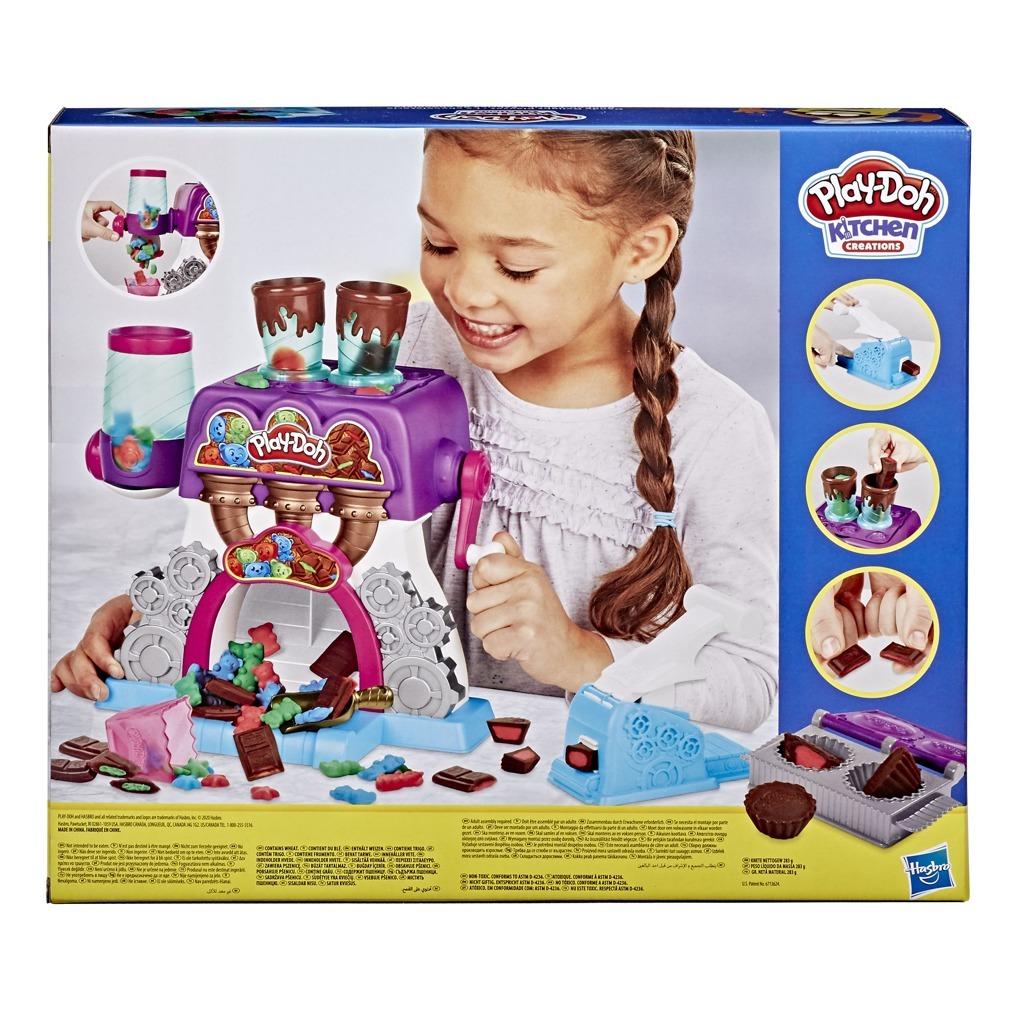 Hasbro Play-Doh Továrna na čokoládu