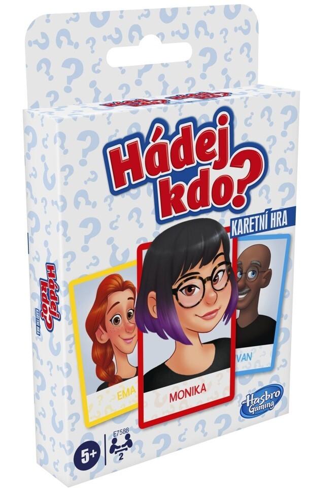 Karetní hra Hádej kdo?