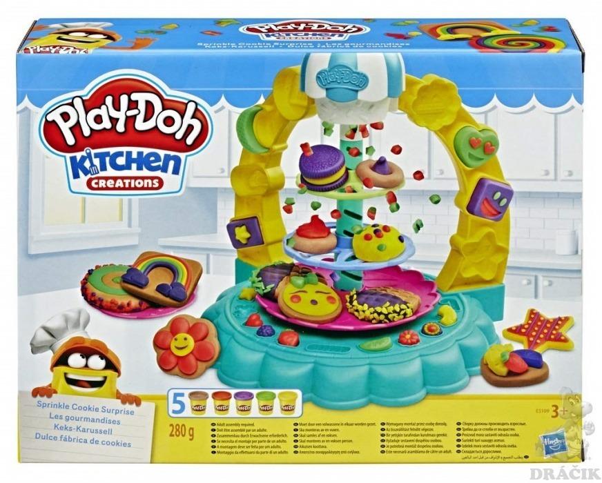 Play Doh Cukrárna Hasbro E5109