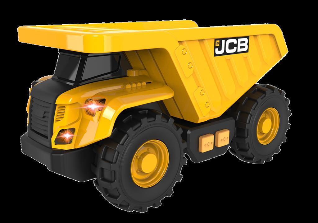 Alltoys Halsall JCB auto nákladní
