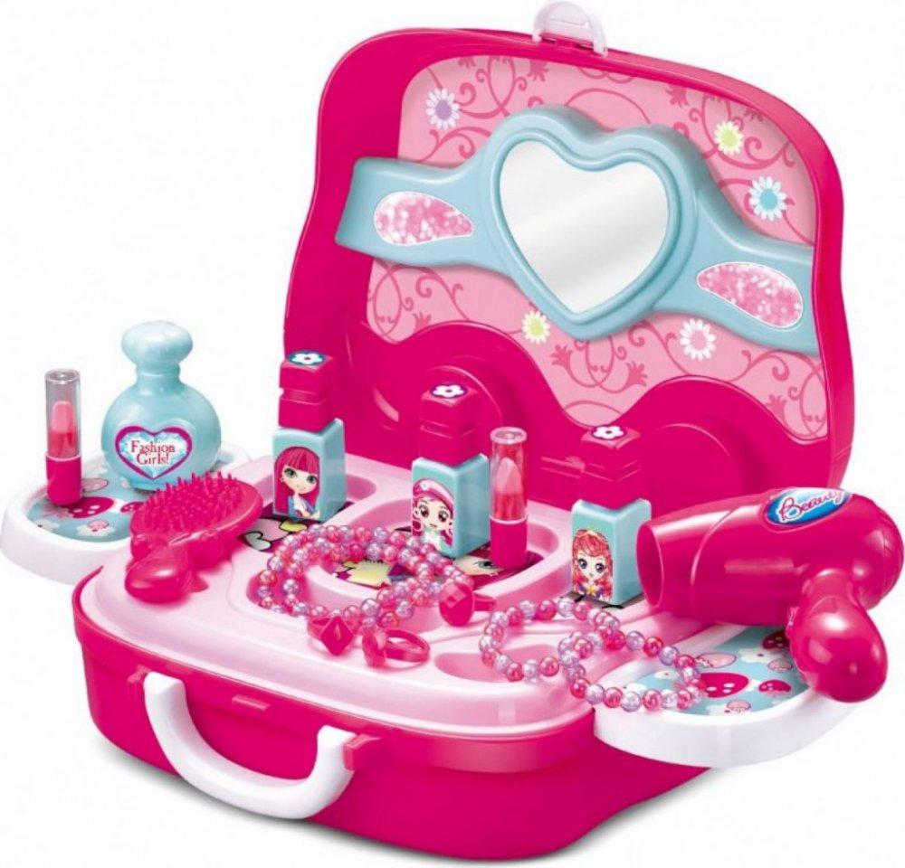 Kosmeticky kufřík auto