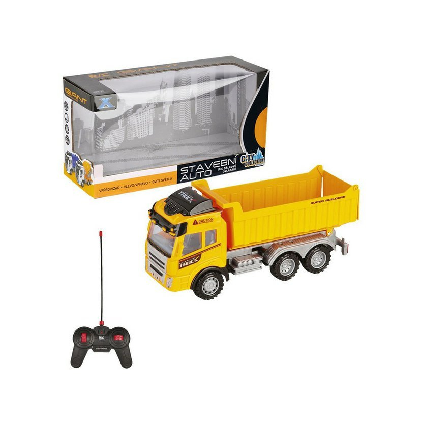 MaDe Auto nákladní na dálkové ovládání 03666