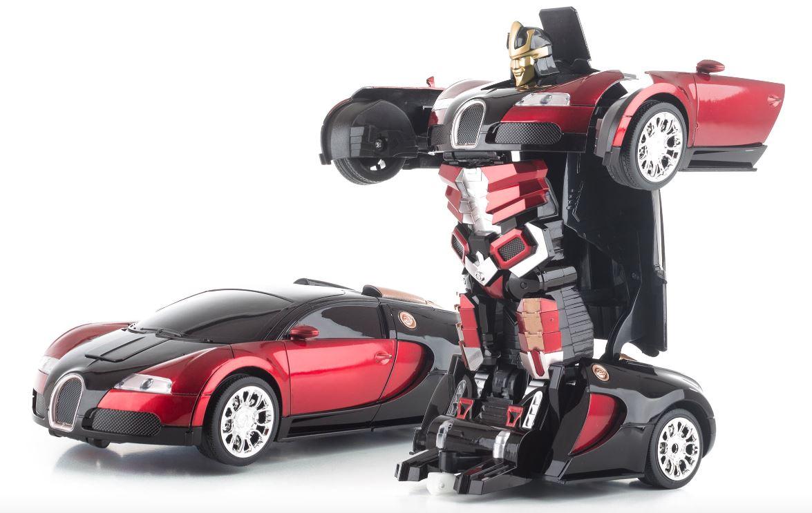 G21 RC robot Red Stranger