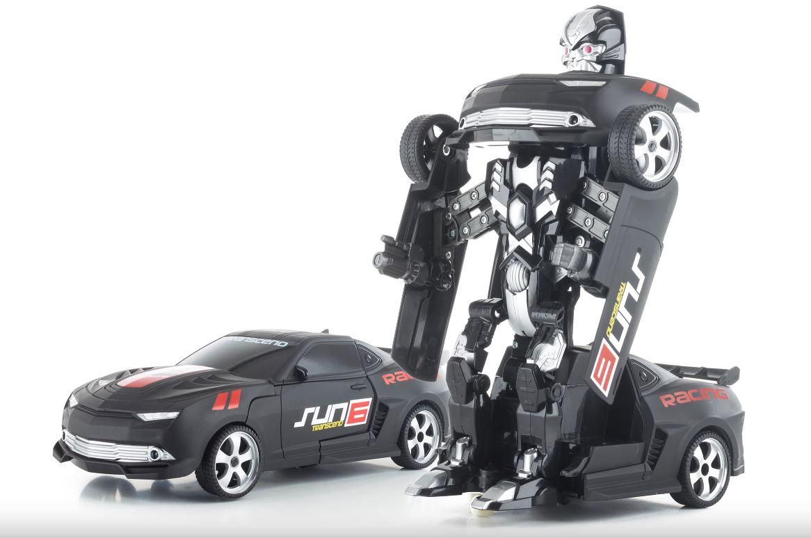 G21 RC robot Black Metal