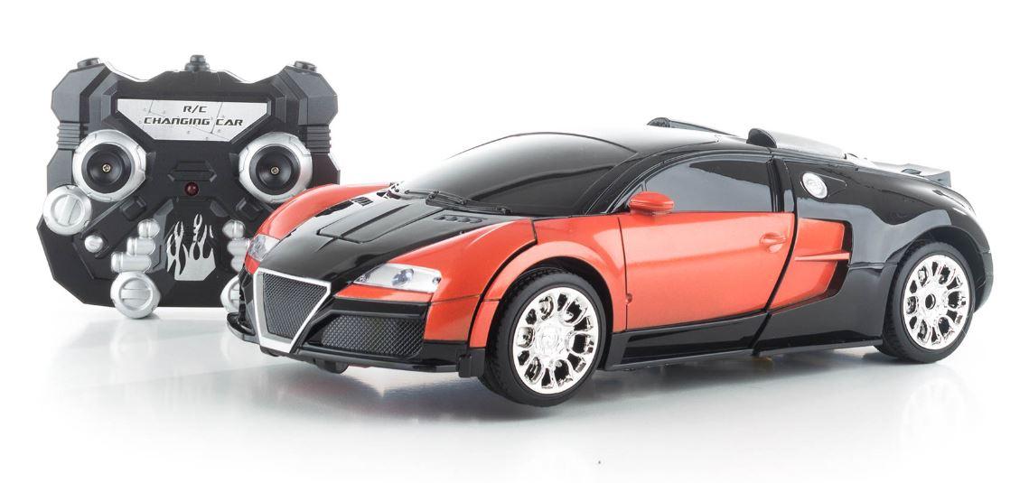 G21 RC robot Orange King