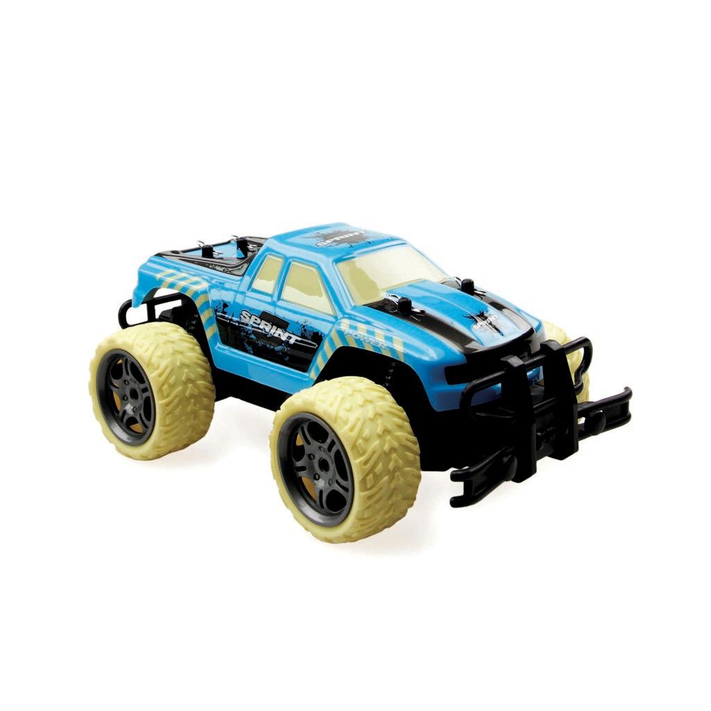 RC auto Jeep 1:18