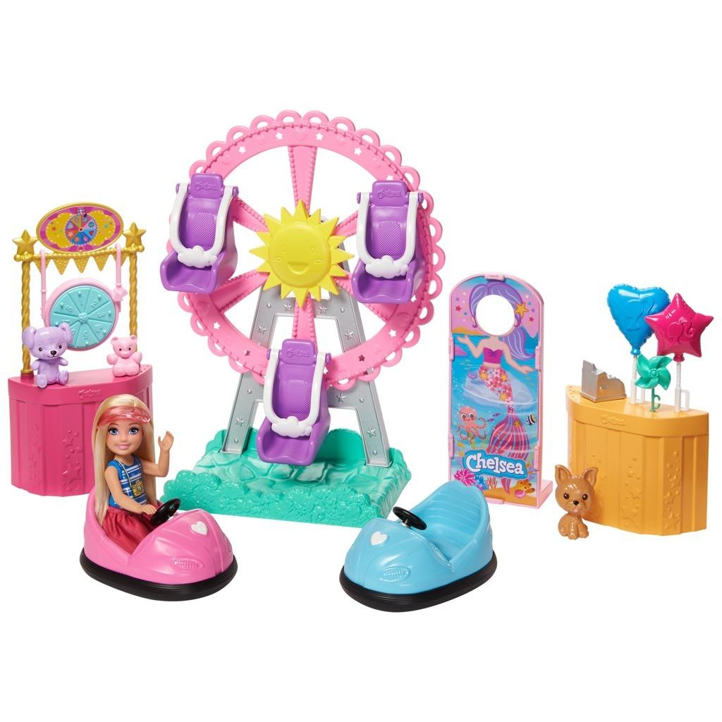 Barbie Panenka chelsea na pouti herní set
