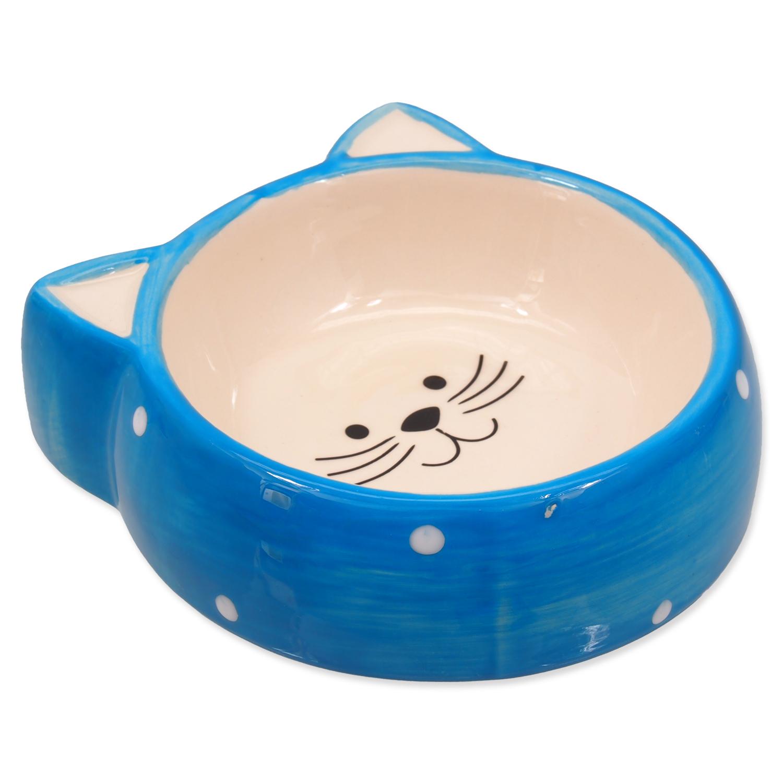 Magic Cat miska keramická s oušky 13 cm