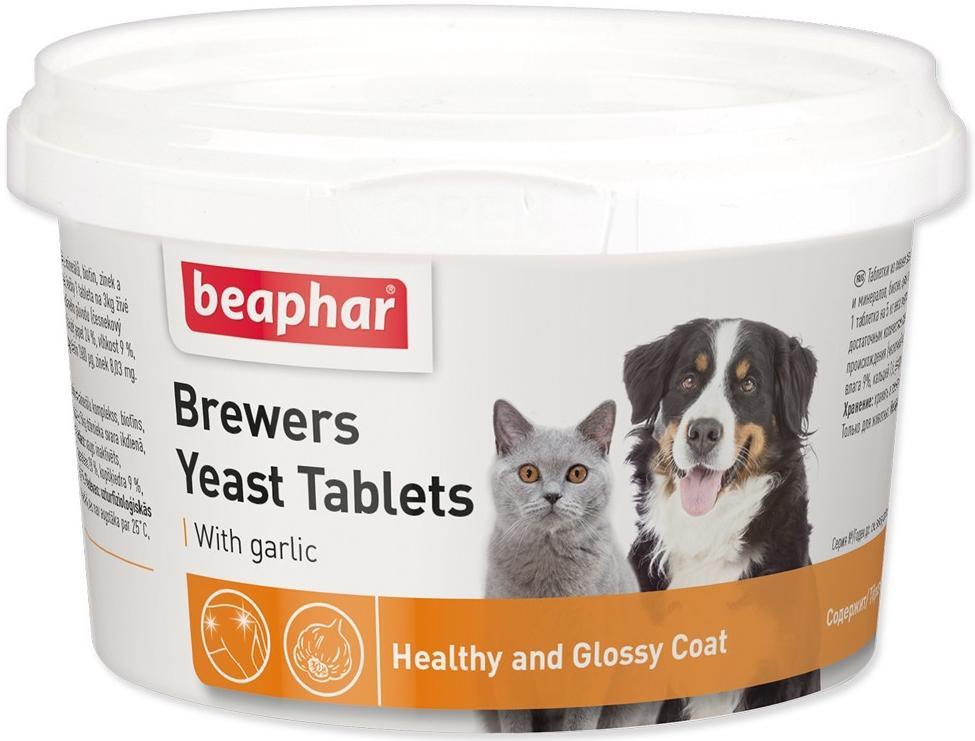 Beaphar Brewers Yeast Tabs 250tbl