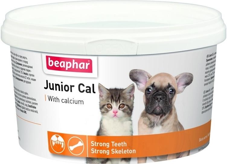 Beaphar Junior Cal - směs minerálů 200g