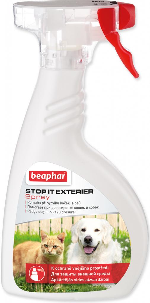 BEAPHAR Odpuzovač Stop It Exterier Sprej 400ml