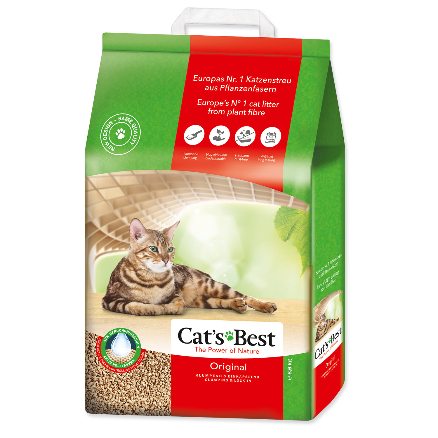 Cat's Best Original 20 l