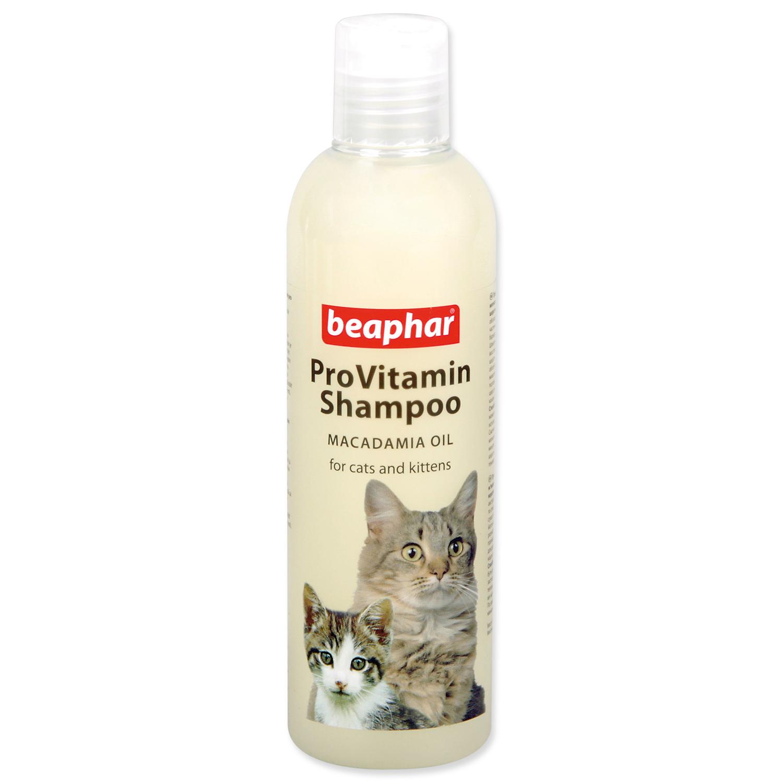 Beaphar s makadamovým olejem Cat 250 ml