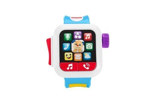 Fisher-Price chytré hodinky CZ