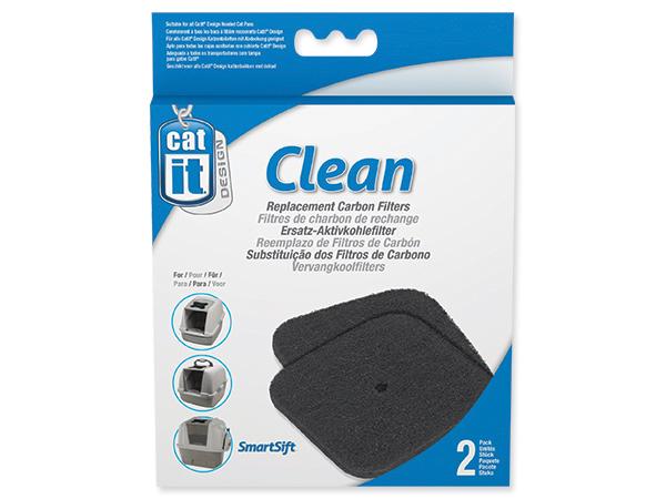 HAGEN Filtr pro Toalety CatIt Design 2ks