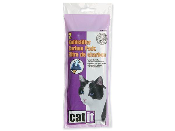 HAGEN CATIT Filtr pro toalety s krytem 2ks