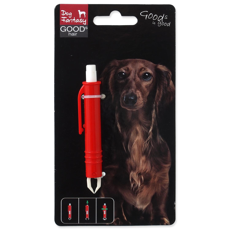 Dog Fantasy Pinzeta na klíšťata plastová 9 cm