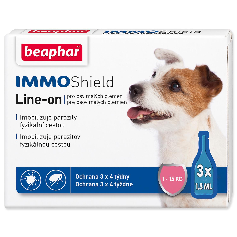Beaphar Line-on Immo Shield pro psy S 4,5 ml