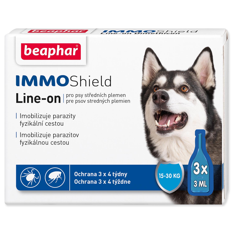 Beaphar Line-on Immo Shield pro psy M 9 ml