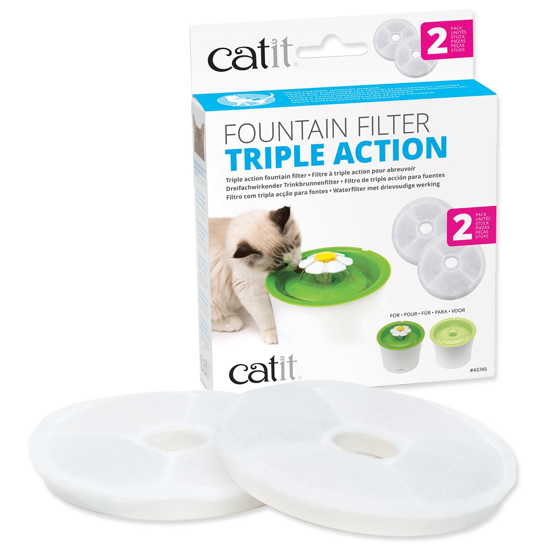 Náplň filtrační Catit 2.0 Triple Action