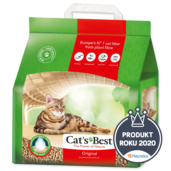 Cat's Best Original 10 l