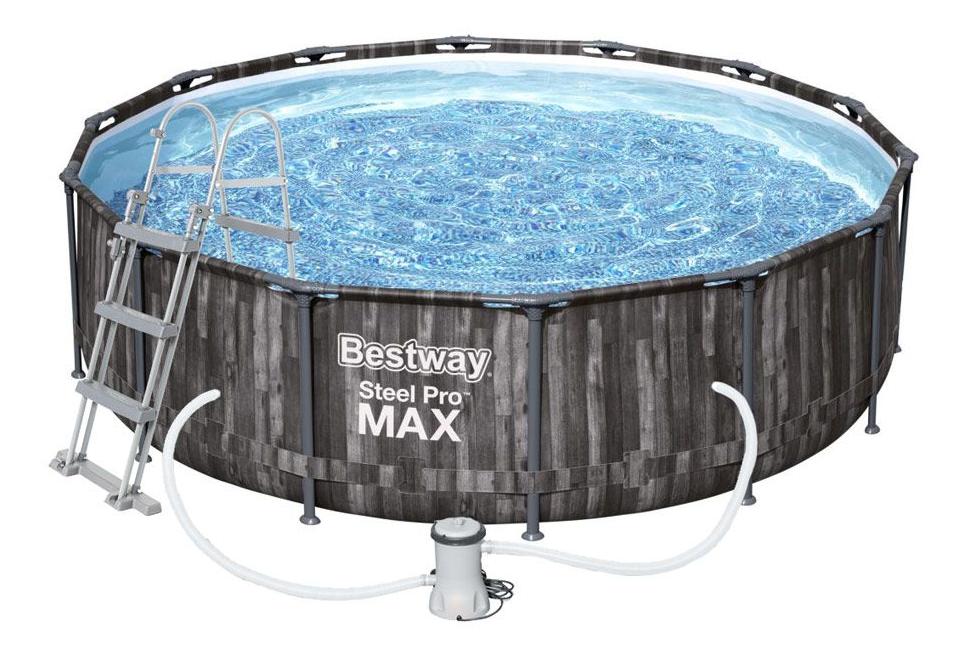 Bestway Steel Pro Max Rattan 3,66 x 1 m 56709