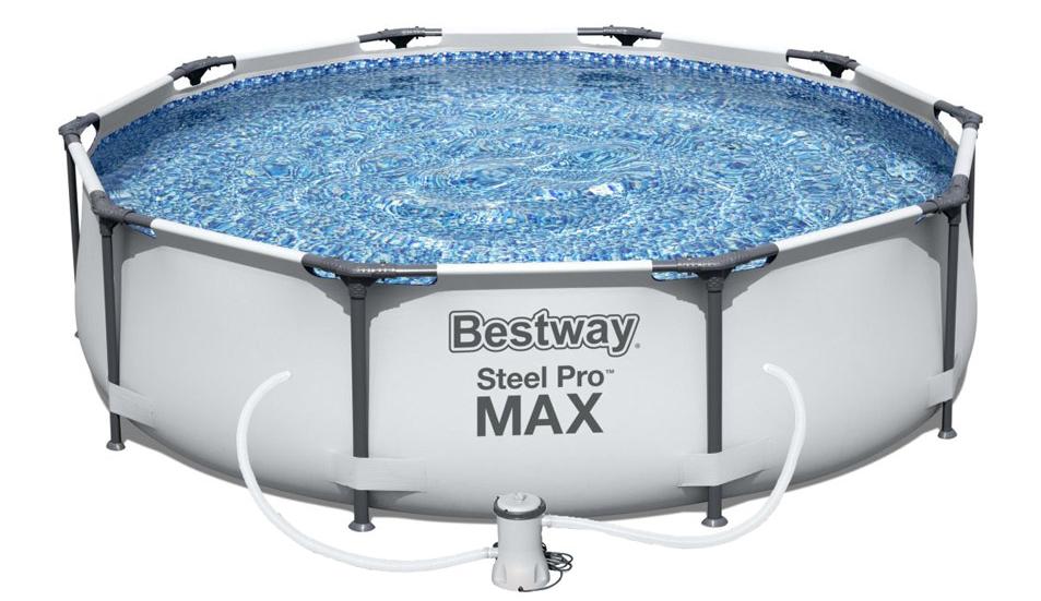 Bestway Steel Pro Max 3,05 x 0,76 m 56408 s kartušovou filtrací