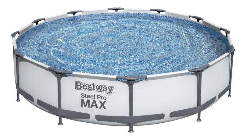 Bestway Steel Pro Max 3,66 x 0,76 m 56416 bez filtrace