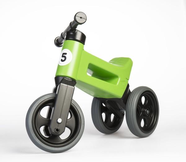 Funny Wheels Sport 2v1 zelené