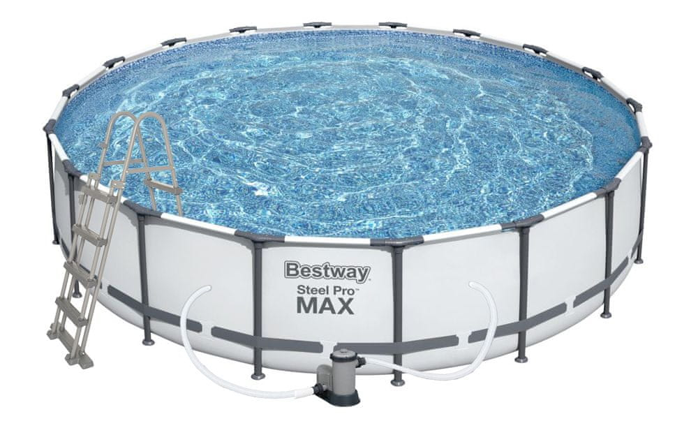 Bestway Steel Pro Max 4.88 m x 1.22 m 5612Z