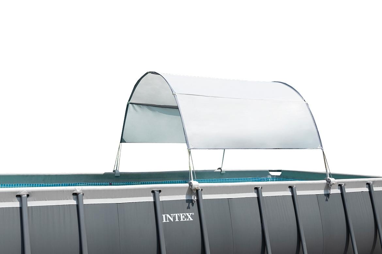 INTEX 28054 Zastřešení pro nadzemní bazény