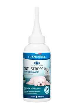 Francodex Anti-stress pes, kočka 100ml