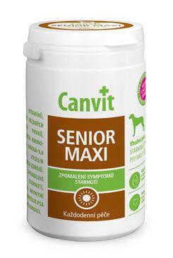 Canvit Senior Maxi ochucené 230 g