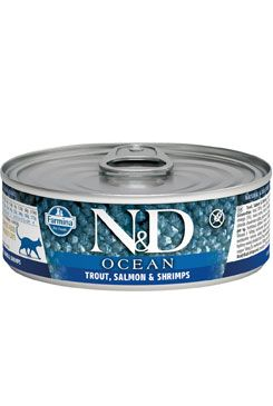 N&D Ocean Cat Adult Tuna & Salmon 80 g