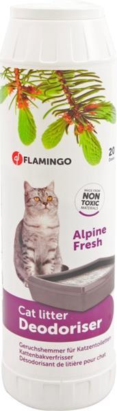 Flamingo Flamingo Pet Products NV Deodorant do WC vůně zelených hor 750 g