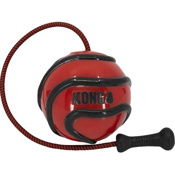 Kong guma Wavz míč s poutkem medium