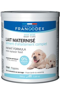 Francodex Mléko náhradní krmivo pro štěňata plv 200 g