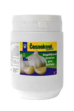 Canvit Česnekové tablety 500g