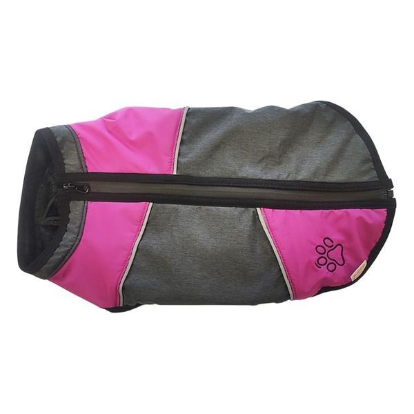Obleček Vesta Esmé Tulák LUX šedá-růžová 32cm
