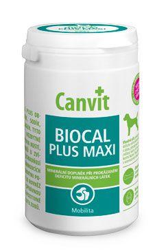 Canvit Biocal Plus Maxi ochucené 230 g