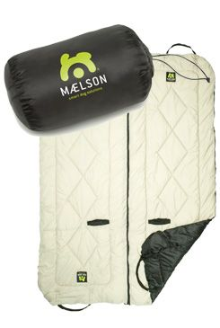 Maelson Cosy Roll Cestovní deka autopotah 200x150 cm