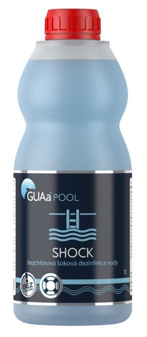 GUAa-POOL Shock 1l