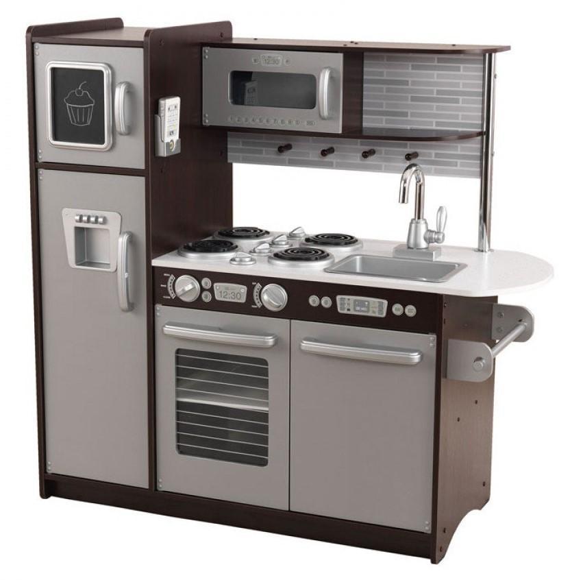 KidKraft Dřevěná kuchyňka Espresso