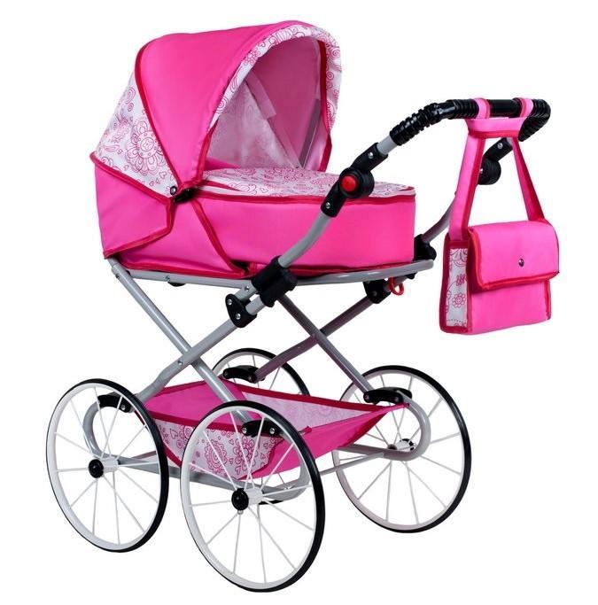 NEW BABY Retro 2v1 Natálka růžový