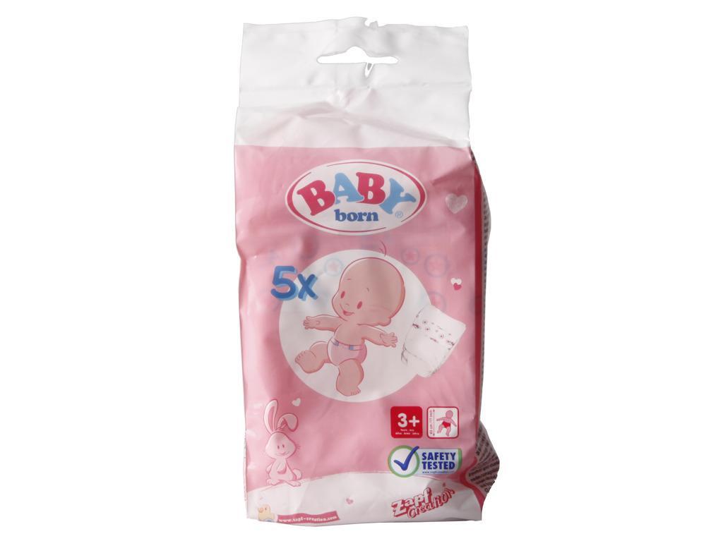 Zapf Creation Baby born plenky 5 ks