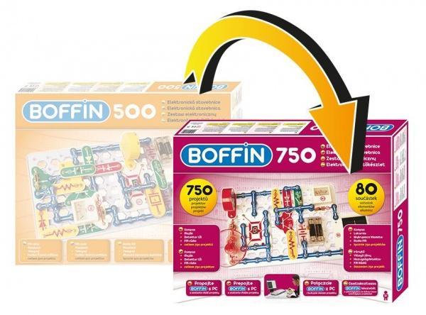 Boffin 500 rozšíření na Boffin 750