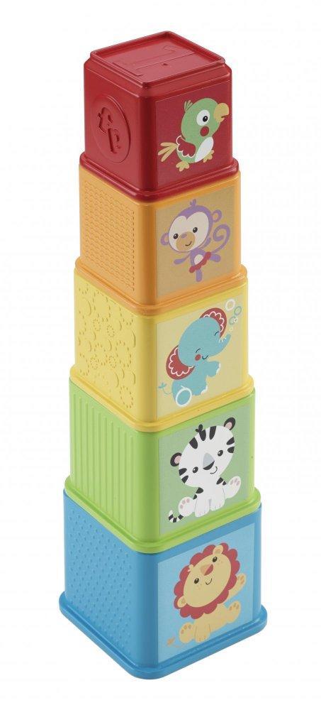 Mattel Fisher-Price Zvířátková věž