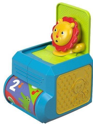 Mattel Fisher Price hudební krabička s překvapením