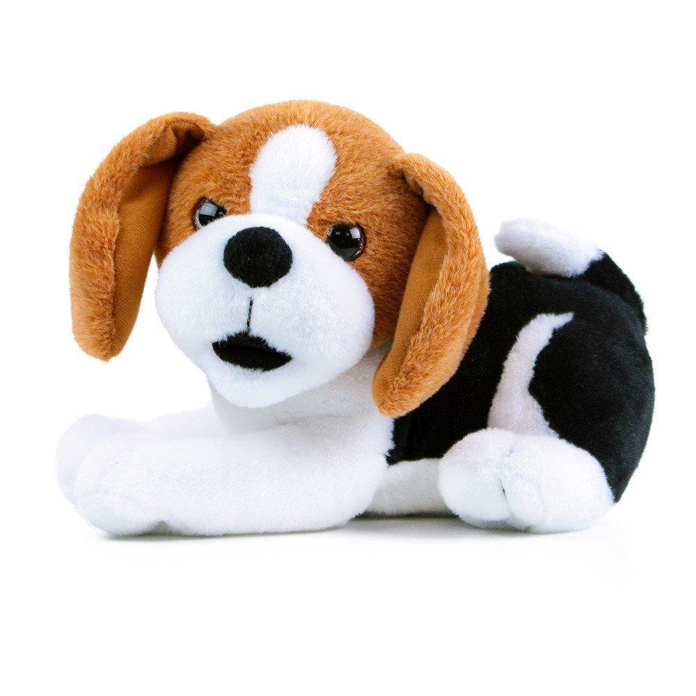 RAPPA Plyšový kamarád pes Bobík Interaktivní