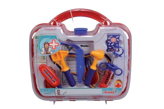 Simba Doktorský kufr 10 dílů